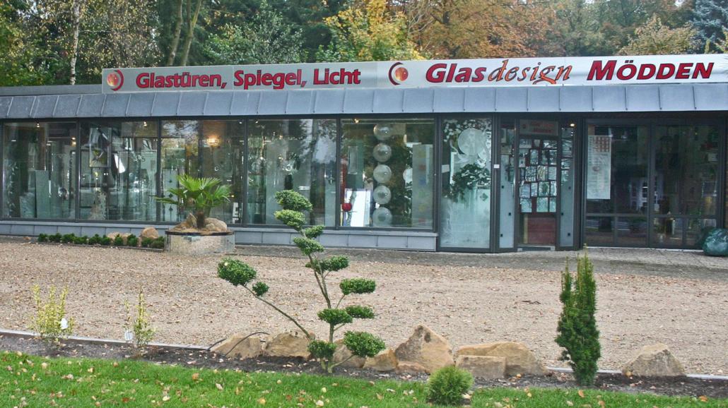Glastüren, Spiegel, Licht Glasdesign Mödden
